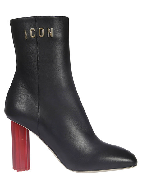 Dsquared2 Heeled Ankle Boots in black