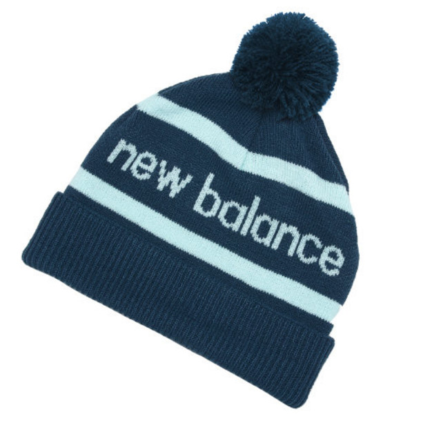 New Balance Men's & Women's Snowball Beanie - Blue (500059438)