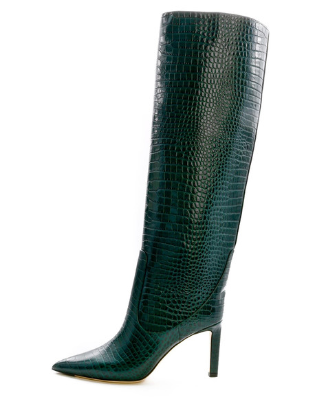 Jimmy Choo Boots Mavis 85 Green