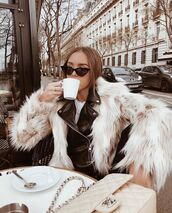 coat,beige coat