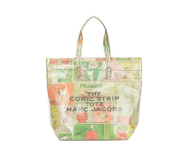 Marc Jacobs The Comic Stripe Tote Bag