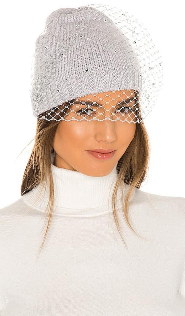 Eugenia Kim Lucinda Hat in Grey in gray