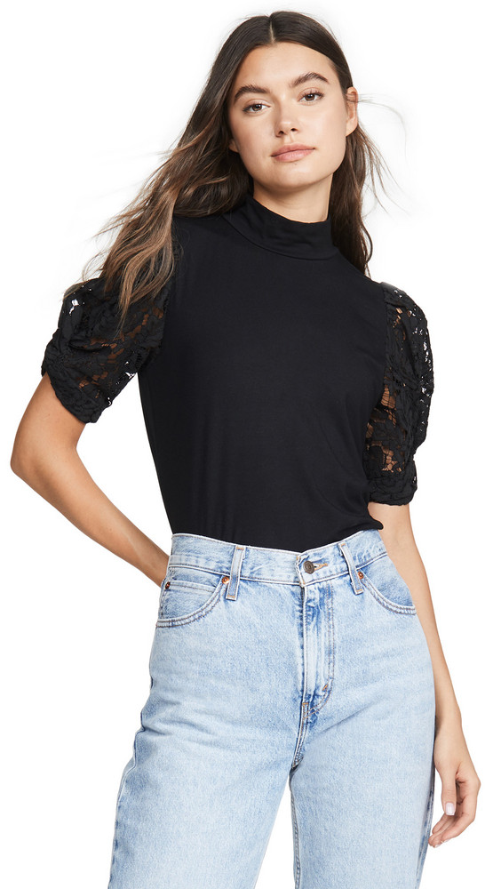 Generation Love Alanna Top in black