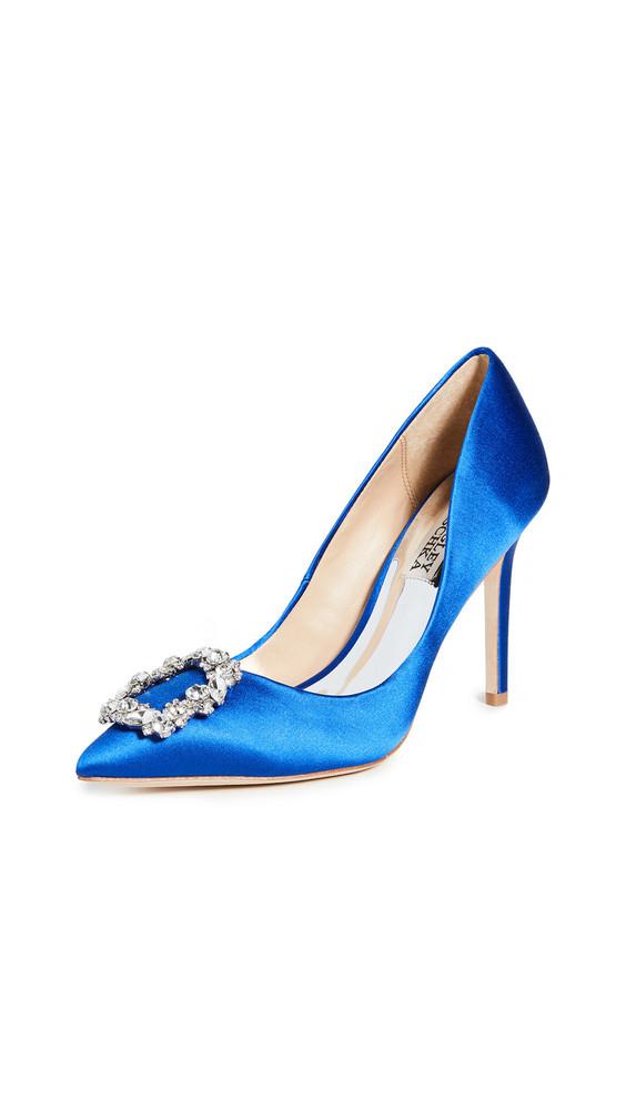 Badgley Mischka Cher Pumps in blue