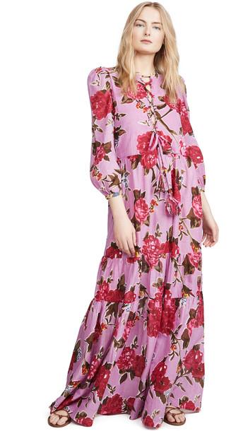 Alix of Bohemia Ramble On Rose Dress