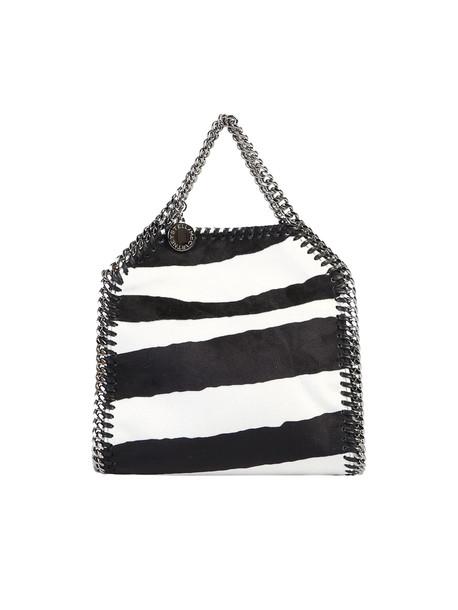Stella McCartney Zebra Print Falabella Tiny Bag