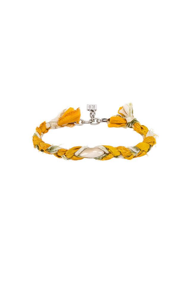 DANNIJO Tinker Bracelet in yellow