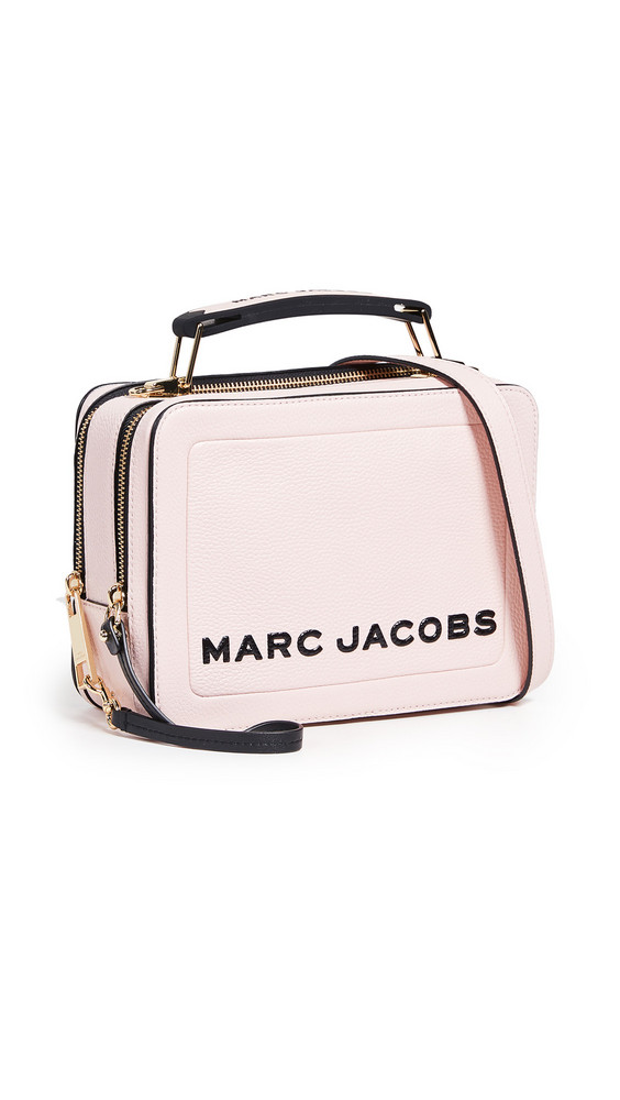 Marc Jacobs The Box 23 Satchel in blush