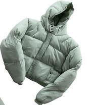 coat,bubble jacket,sage green,mint,fall jacket,fall coat,fall outfits,fall colors,winter outfits,winter coat,winter jacket,winter look,winter swag,cute,cozy