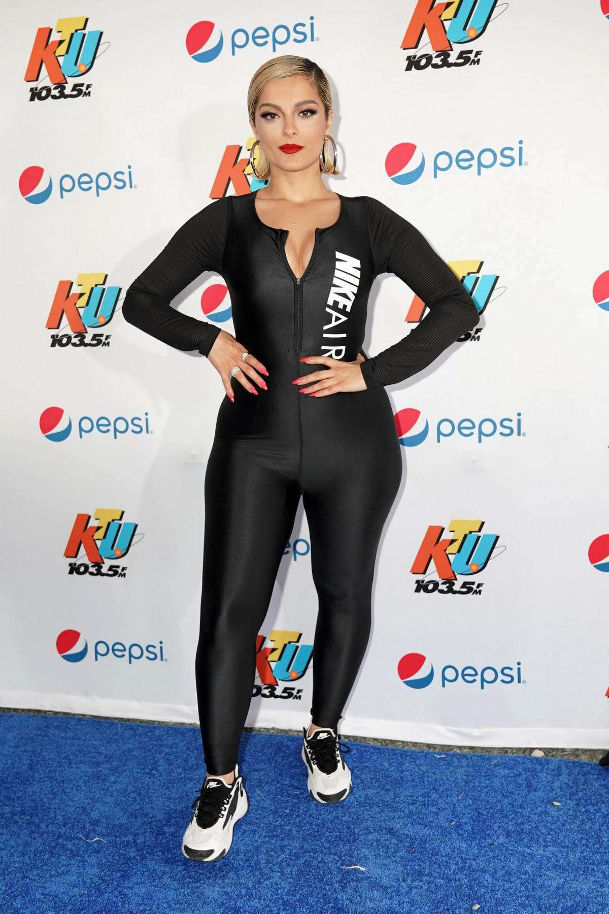 Pants Bebe Rexha Celebrity Leggings Top Bodysuit Wheretoget