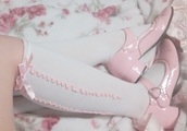 shoes,pink shoes,pastel pink shoes,mary janes,pastel mary janes,pink mary janes,mary jane flats,ballet flats,pink mary jane flats,pastel ballet flats,pink ballet flats,pastel pink ballet flats,pastel pink mary jane ballet   flats