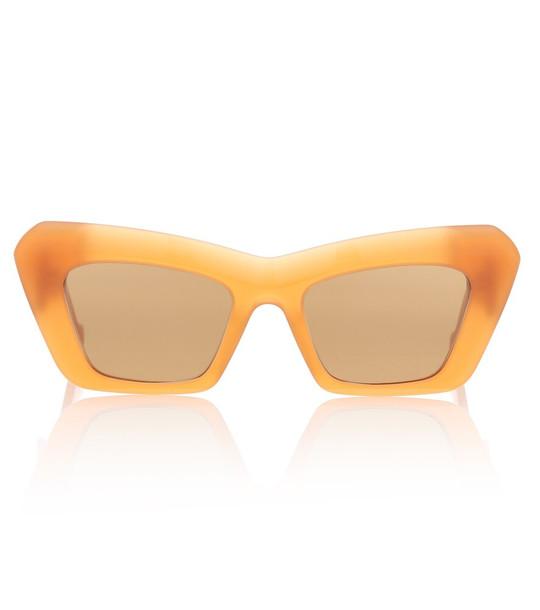Loewe Acetate sunglasses in orange