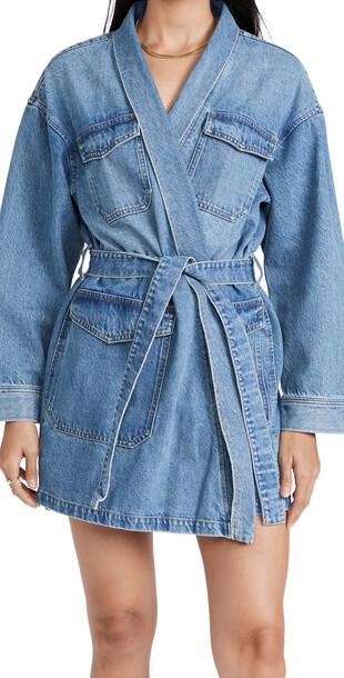 Boyish Joaquin Kimono Jacket Dress