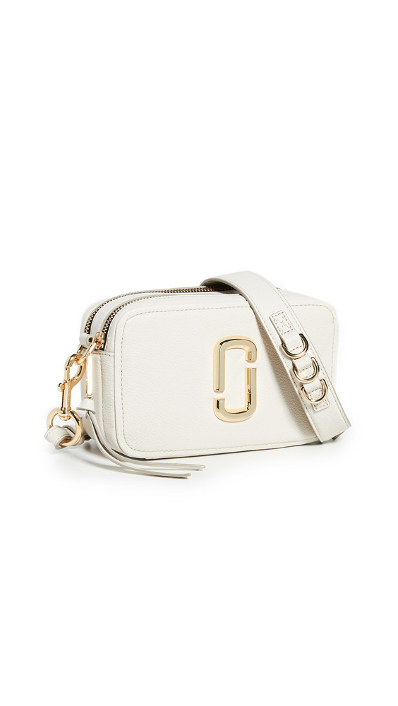 Marc Jacobs The Softshot 21 Bag in cream