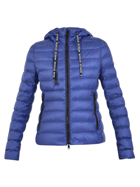 Moncler Seoul Padded Jacket in blue