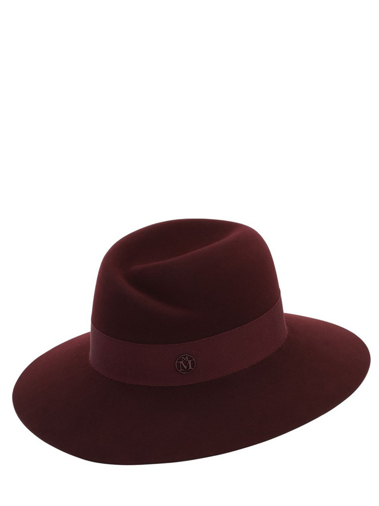 MAISON MICHEL Wool Felt Hat