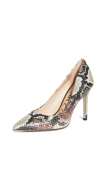 Sam Edelman Hazel Pumps in pink / multi