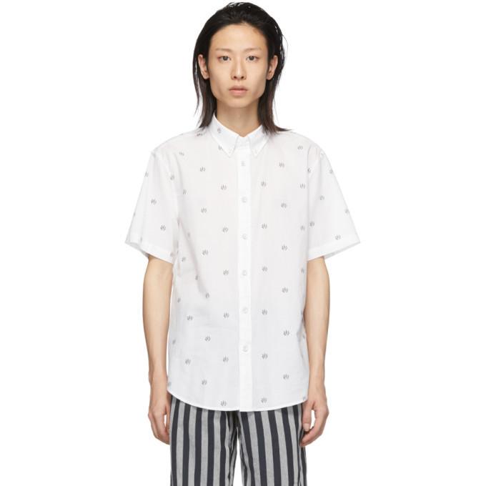rag and bone rag & bone White Fit 2 Tomlin Shirt