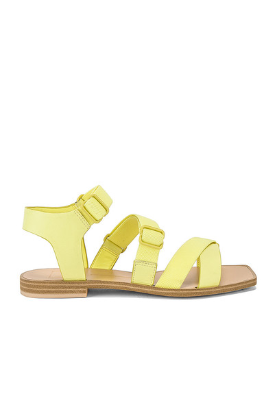 Dolce Vita Indah Sandal in yellow