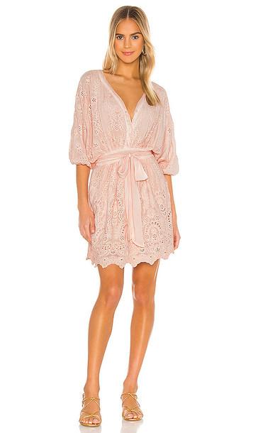 Young, Fabulous & Broke Kyra Dress in Pink