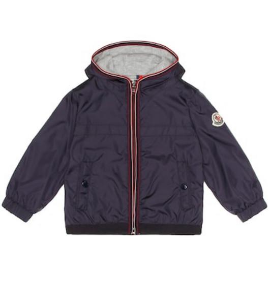 Moncler Enfant Anton jacket in blue