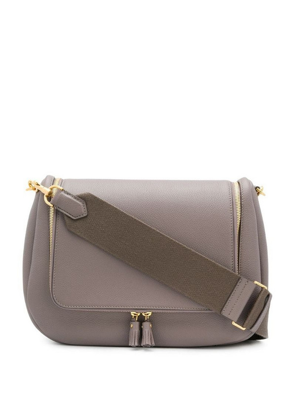 Anya Hindmarch Vere soft satchel in grey