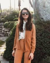 pants,orange pants