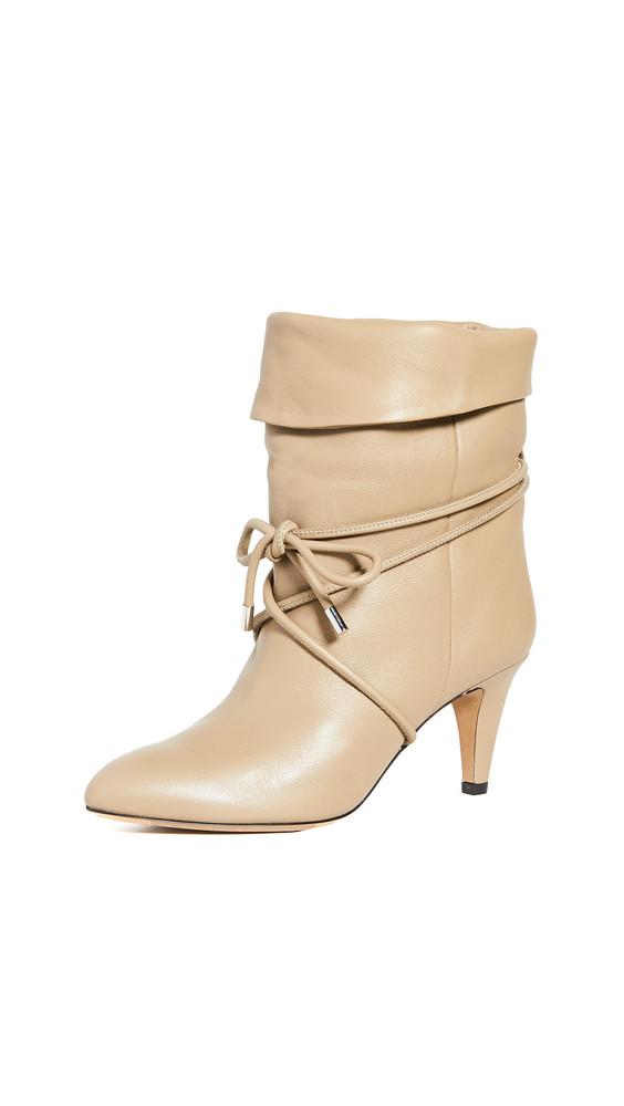 Isabel Marant Lilda Booties in beige