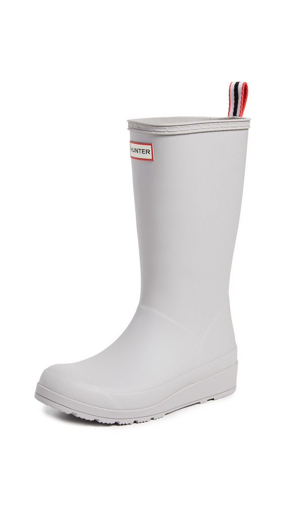 Hunter Boots Original Play Tall Boots in grey