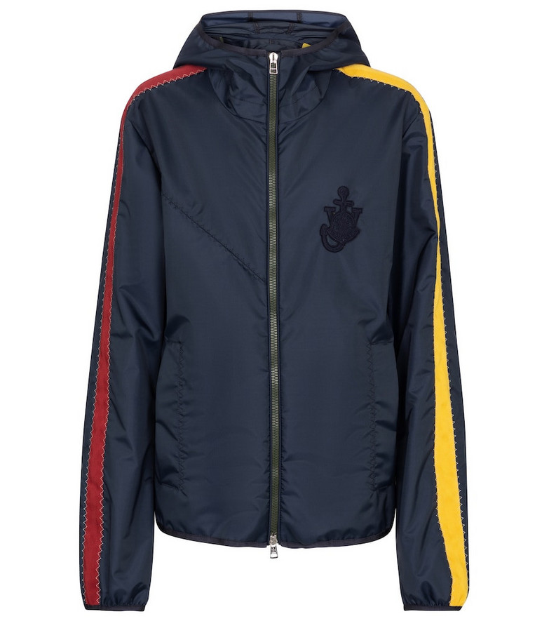 Moncler Genius 1 MONCLER JW ANDERSON jacket in blue