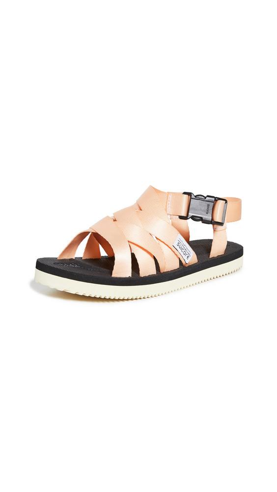 Suicoke Sama Sandals in pink