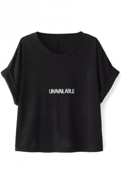 t-shirt black shirt unavailable