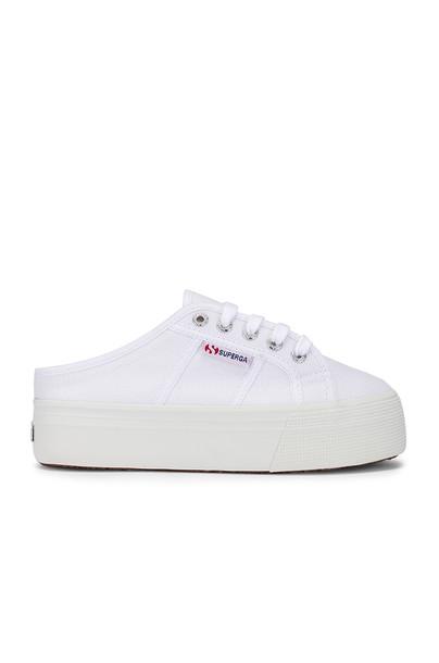 Superga 2284 COTW Sneaker in white