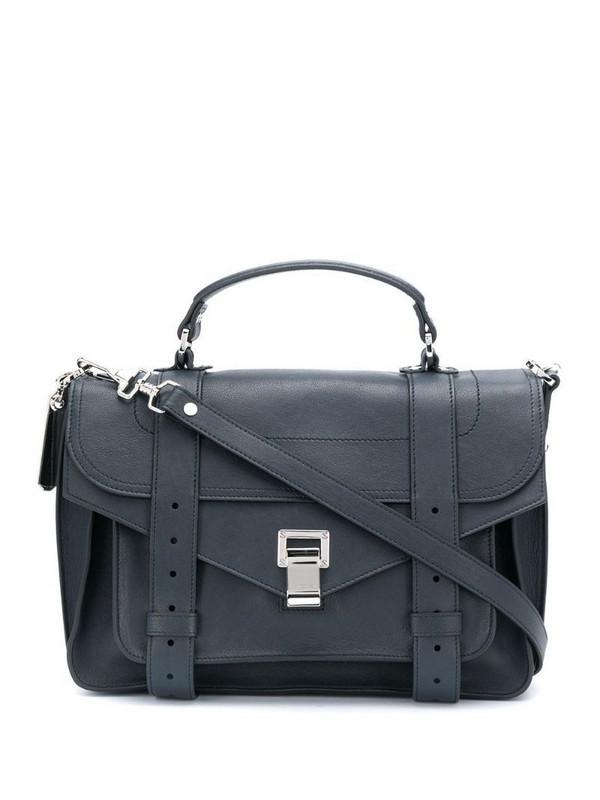 Proenza Schouler PS1 Medium Bag in blue