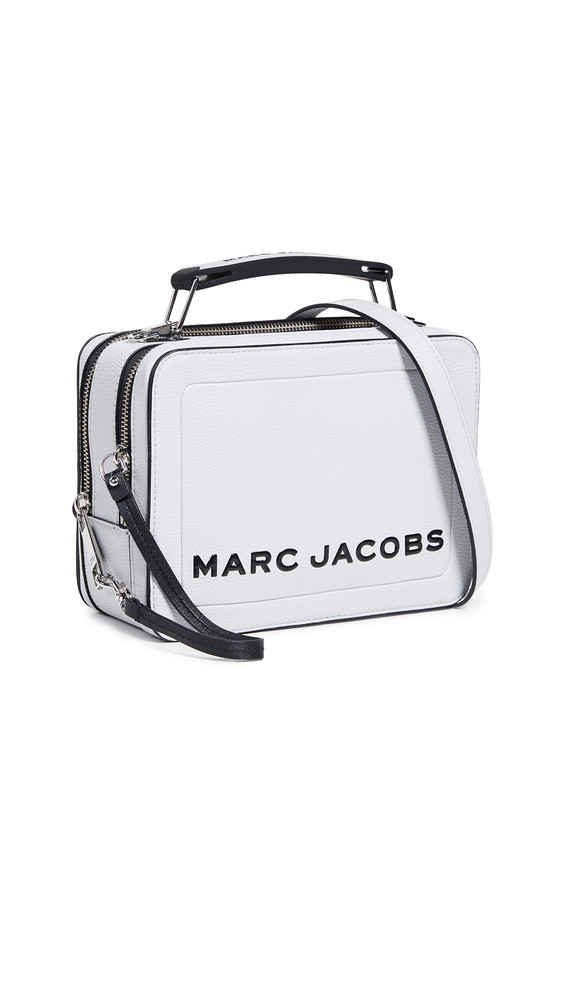 Marc Jacobs The Box 23 Satchel in grey