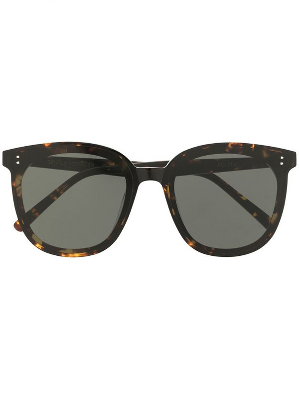 Gentle Monster My Ma T1 sunglasses in black