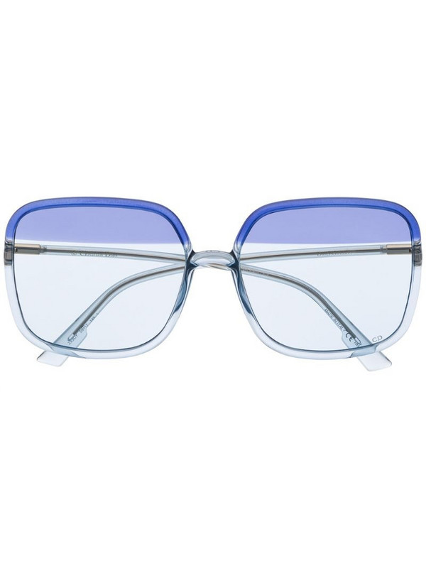 Dior Eyewear SoStellaire1 square-frame sunglasses in blue