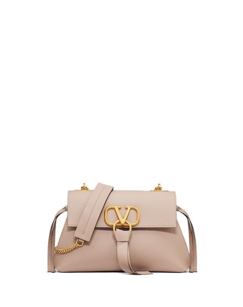 Valentino Shoulder Bag Whit Central Logo