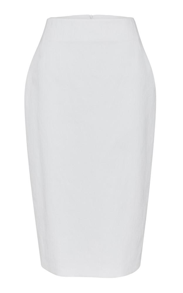 Anna Quan Tara pencil skirt Size: 8 in white