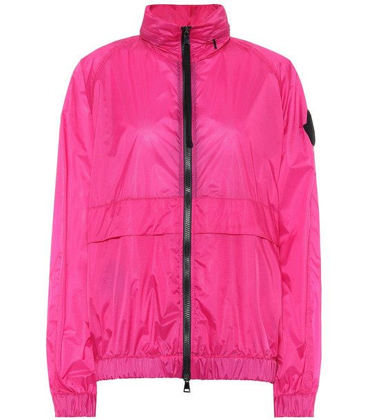 Moncler Groseille jacket in pink