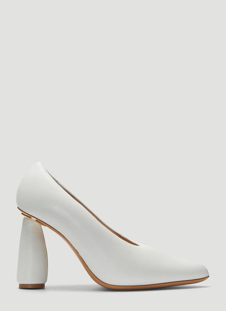 Jacquemus Les Chaussures Shoes in White size EU - 39