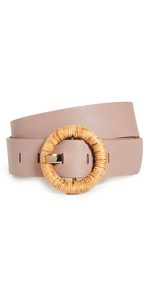 B-Low The Belt Zaylee Belt in taupe / gold