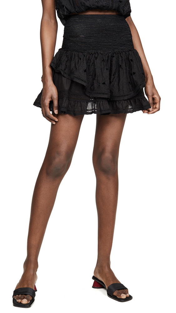 Ramy Brook Arius Skirt in black