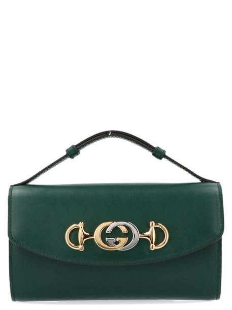 Gucci 'gucci Zumi' Bag in green