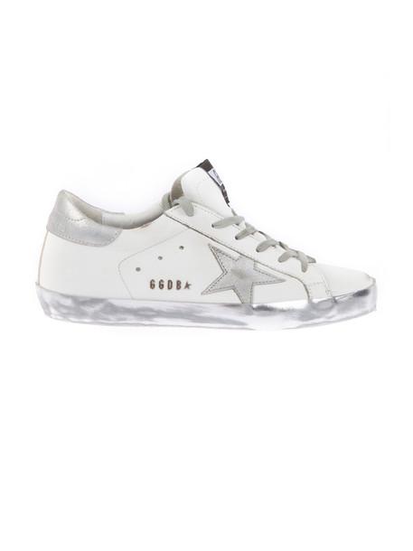 Golden Goose Sneaker Superstar in bianco