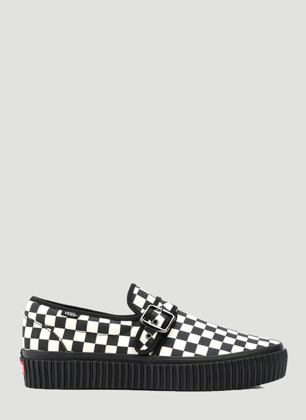 Vans Style 47 Creeper Sneakers in Black size US - 05