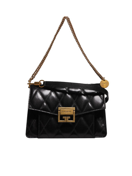 Givenchy Small Gv3 Shoulder Bag in nero