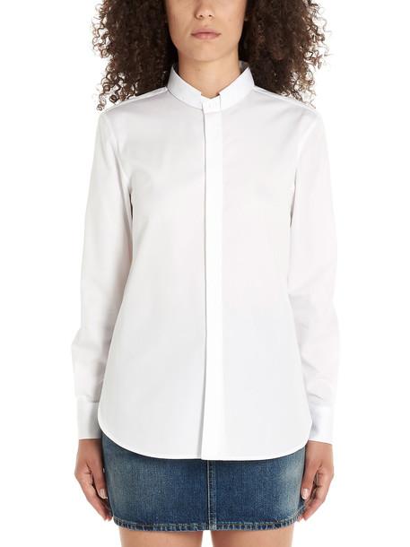 Saint Laurent Shirt in white
