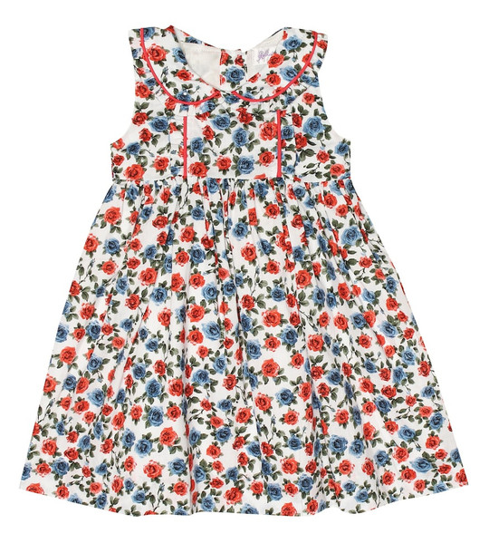Rachel Riley Cotton dress and bloomers set