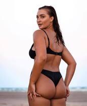 bikini bottoms,black bikini bottom,bikini top,black bikini top,swimwear